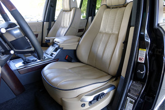 2012 Land Rover Range Rover HSE * LUXURY PKG * Silver Pkg * 1-OWNER * Plano, Texas 12