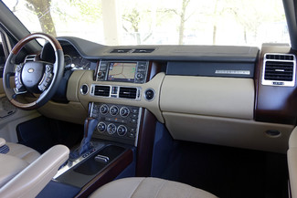 2012 Land Rover Range Rover HSE * LUXURY PKG * Silver Pkg * 1-OWNER * Plano, Texas 11