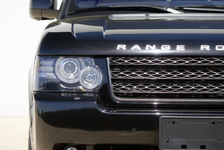 2012 Land Rover Range Rover HSE * LUXURY PKG * Silver Pkg * 1-OWNER * Plano, Texas 30