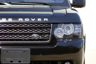 2012 Land Rover Range Rover HSE * LUXURY PKG * Silver Pkg * 1-OWNER * Plano, Texas 31