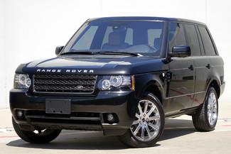 2012 Land Rover Range Rover HSE * LUXURY PKG * Silver Pkg * 1-OWNER * Plano, Texas 1