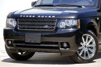 2012 Land Rover Range Rover HSE * LUXURY PKG * Silver Pkg * 1-OWNER * Plano, Texas 19