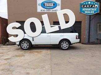2012 Land Rover Range Rover HSE LUX | Pleasanton, TX | Pleasanton Truck Company in Pleasanton TX