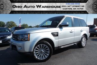 2012 Land Rover Range Rover Sport HSE 4x4 Navi Sunroof Clean Carfax We Finance | Canton, Ohio | Ohio Auto Warehouse LLC in  Ohio