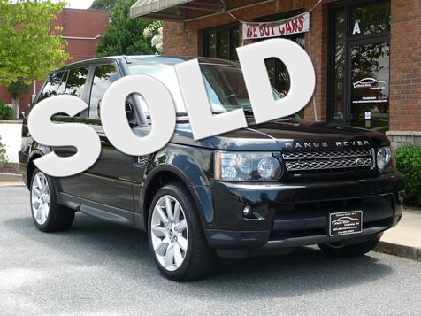 2012 Land Rover Range Rover Sport SC in Flowery Branch, Georgia