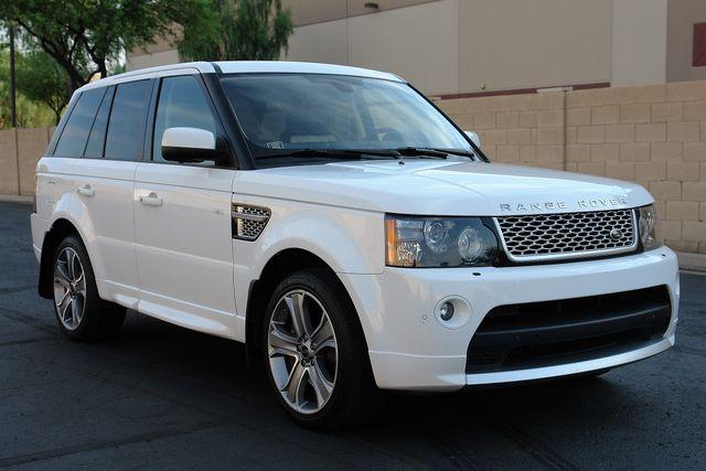 2012 Land Rover Range Rover Sport Autobiography Phoenix, AZ 0