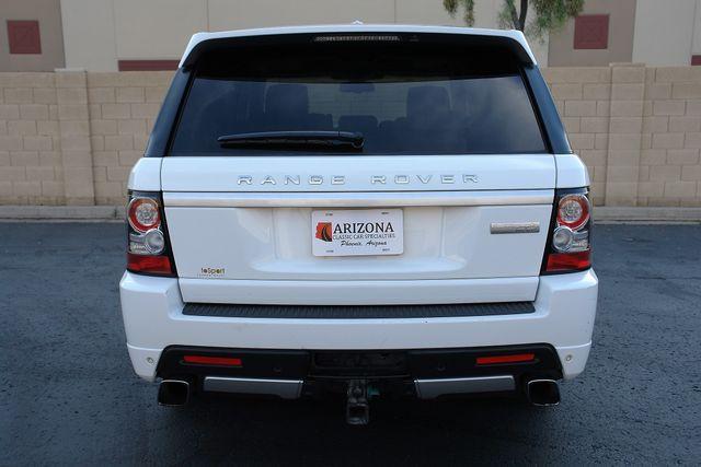 2012 Land Rover Range Rover Sport Autobiography Phoenix, AZ 15