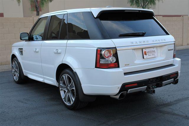 2012 Land Rover Range Rover Sport Autobiography Phoenix, AZ 17