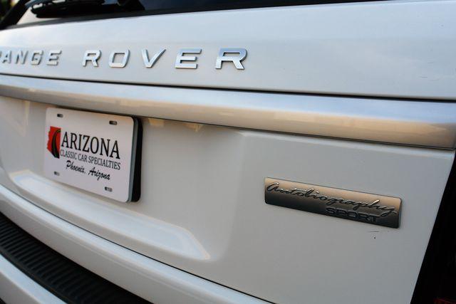 2012 Land Rover Range Rover Sport Autobiography Phoenix, AZ 19