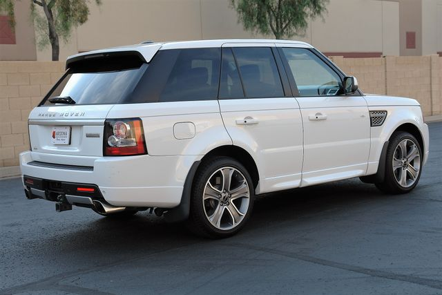 2012 Land Rover Range Rover Sport Autobiography Phoenix, AZ 2