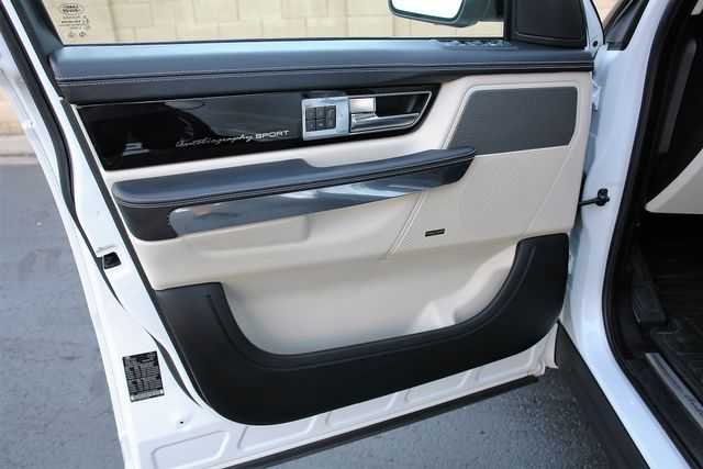 2012 Land Rover Range Rover Sport Autobiography Phoenix, AZ 20