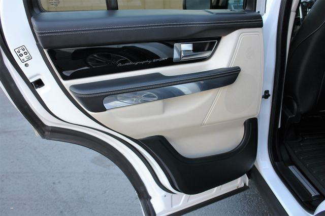 2012 Land Rover Range Rover Sport Autobiography Phoenix, AZ 28