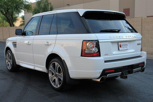 2012 Land Rover Range Rover Sport Autobiography Phoenix, AZ 3