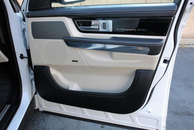 2012 Land Rover Range Rover Sport Autobiography Phoenix, AZ 35