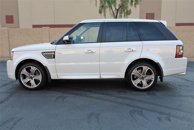 2012 Land Rover Range Rover Sport Autobiography Phoenix, AZ 4