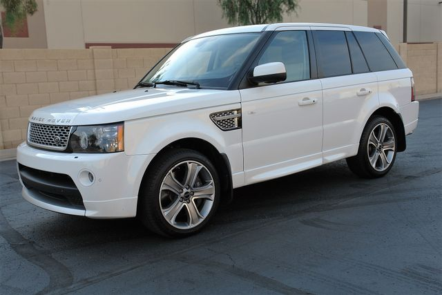 2012 Land Rover Range Rover Sport Autobiography Phoenix, AZ 5