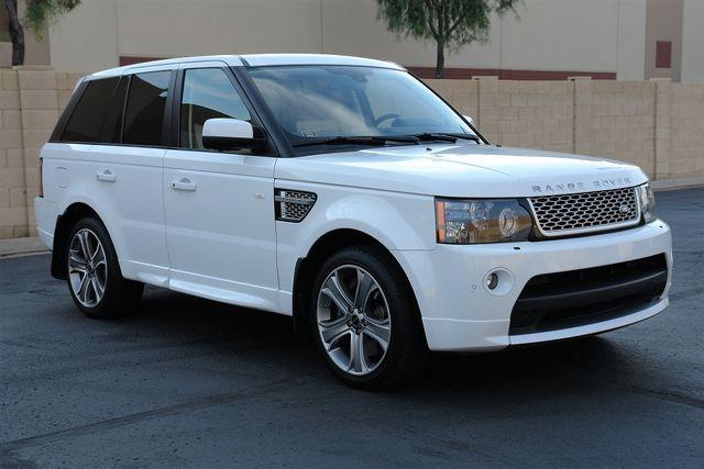 2012 Land Rover Range Rover Sport Autobiography Phoenix, AZ 8