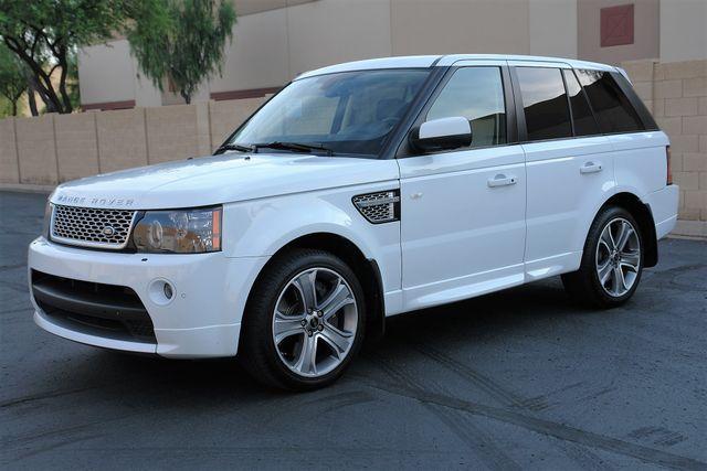 2012 Land Rover Range Rover Sport Autobiography Phoenix, AZ 9
