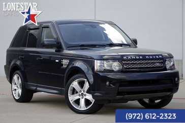 2012 Land Rover Range Rover Sport HSE Lux in Plano,