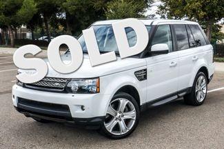 2012 Land Rover Range Rover Sport HSE LUX - LOGIX 7 - 89K MILES - NAVI Reseda, CA