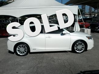 2012 Lexus CT 200h Hybrid Premium San Antonio, Texas