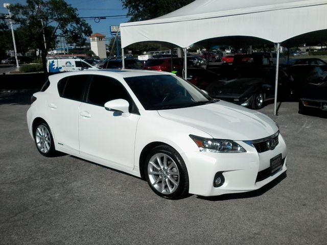 2012 Lexus CT 200h Hybrid Premium San Antonio, Texas 1