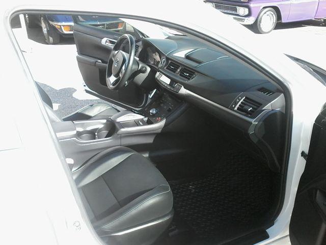 2012 Lexus CT 200h Hybrid Premium San Antonio, Texas 15