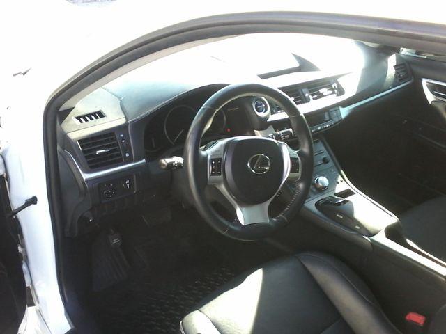 2012 Lexus CT 200h Hybrid Premium San Antonio, Texas 18