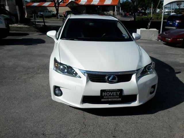 2012 Lexus CT 200h Hybrid Premium San Antonio, Texas 2