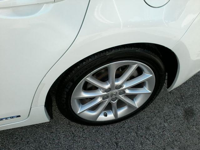 2012 Lexus CT 200h Hybrid Premium San Antonio, Texas 35