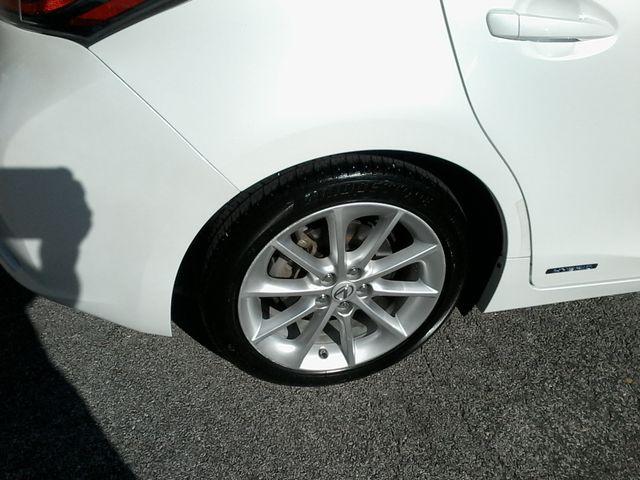2012 Lexus CT 200h Hybrid Premium San Antonio, Texas 36
