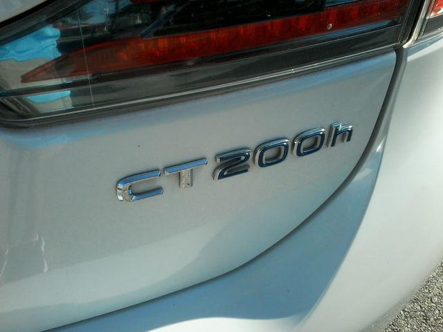 2012 Lexus CT 200h Hybrid Premium San Antonio, Texas 10