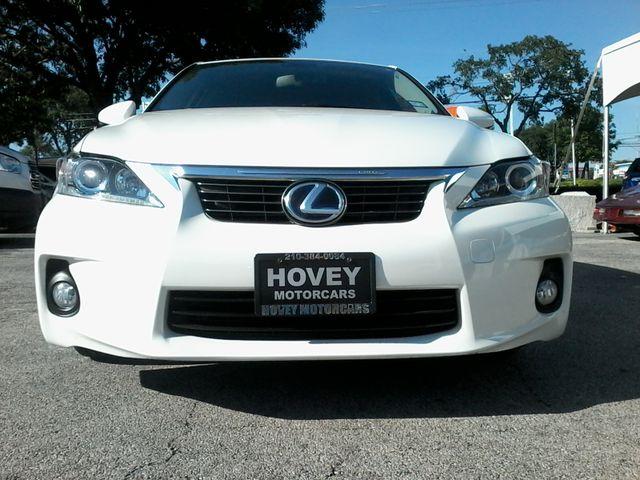 2012 Lexus CT 200h Hybrid Premium San Antonio, Texas 8