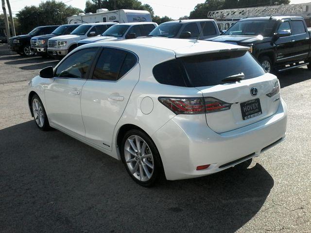2012 Lexus CT 200h Hybrid Premium San Antonio, Texas 5