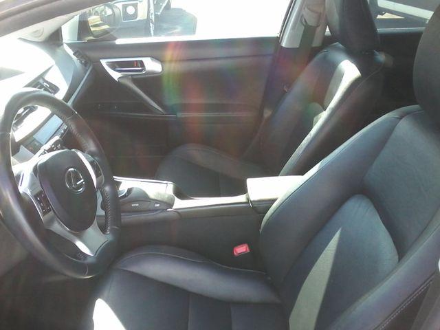 2012 Lexus CT 200h Hybrid Premium San Antonio, Texas 11