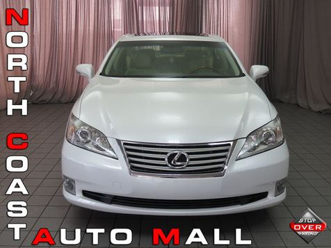 2012 Lexus ES 350 4dr Sedan in Akron, OH