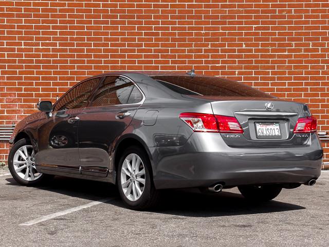 2012 Lexus ES 350 Burbank, CA 5