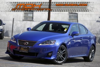 2012 Lexus IS 250 - Navigation - F-Sport pkg in Los Angeles