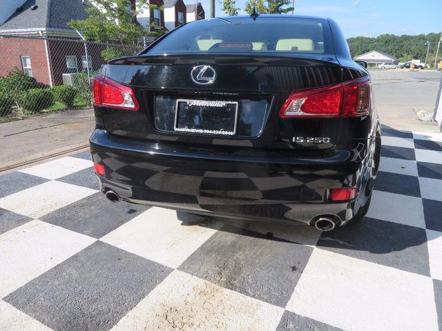 2012 Lexus IS 250 Charlotte-Matthews, North Carolina 22