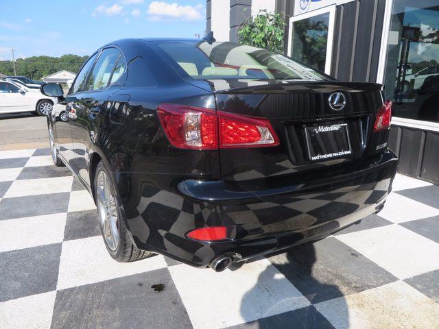 2012 Lexus IS 250 Charlotte-Matthews, North Carolina 24