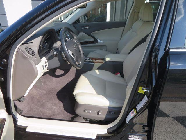 2012 Lexus IS 250 Charlotte-Matthews, North Carolina 4