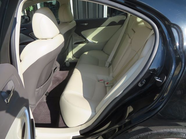 2012 Lexus IS 250 Charlotte-Matthews, North Carolina 6