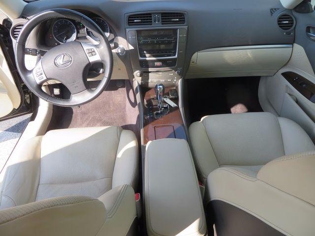 2012 Lexus IS 250 Charlotte-Matthews, North Carolina 7