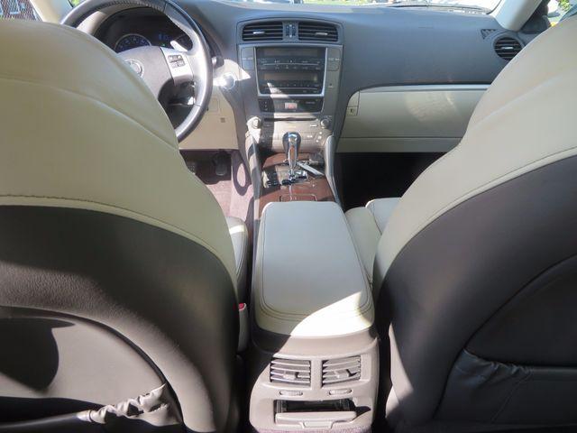 2012 Lexus IS 250 Charlotte-Matthews, North Carolina 26