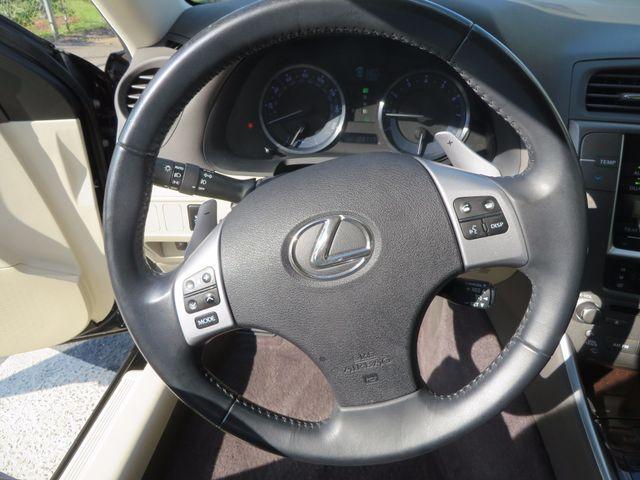 2012 Lexus IS 250 Charlotte-Matthews, North Carolina 28