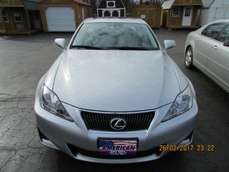 2012 Lexus IS 250 250 Fremont, Ohio 0
