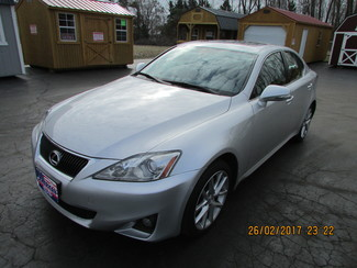 2012 Lexus IS 250 250 Fremont, Ohio 1