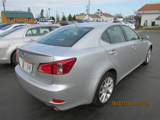 2012 Lexus IS 250 250 Fremont, Ohio 4