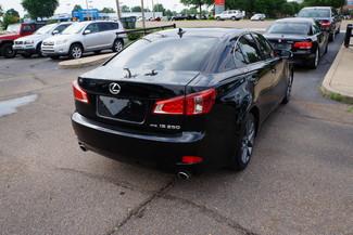 2012 Lexus IS 250 Memphis, Tennessee 3