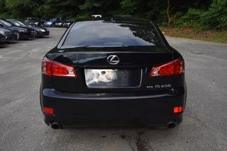 2012 Lexus IS 250 Naugatuck, Connecticut 3